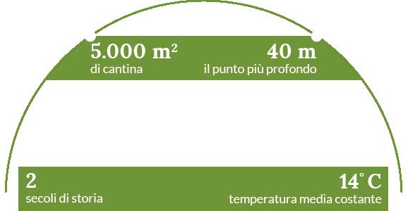 Le cantine Coppo in numeri